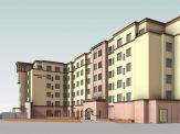 Clash Free BIM Modeling for Residential-Inn of California Using Revit & Navisworks