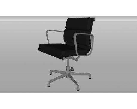 Herman Miller® Eames® Softpad Management Chair