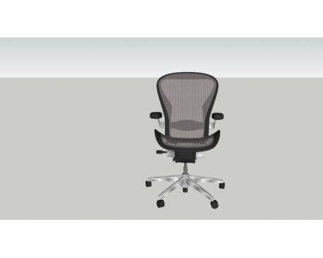 Three Minute Custom Aeron® Chair