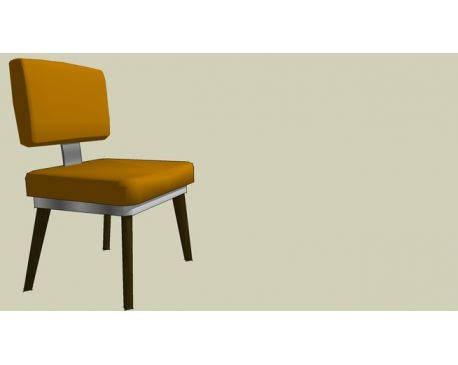 Modern Lounge/Dining Chair
