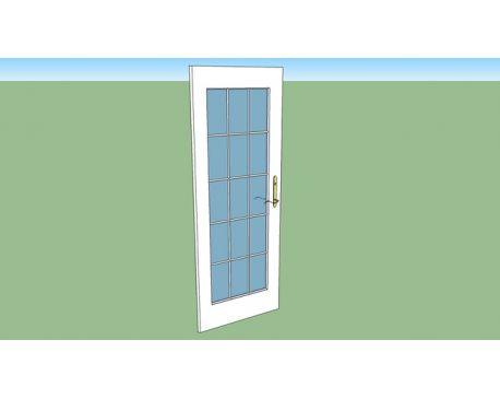 French Door - single