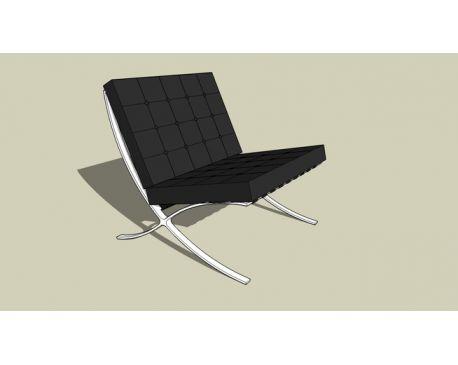 Chair - Barcelona Chair