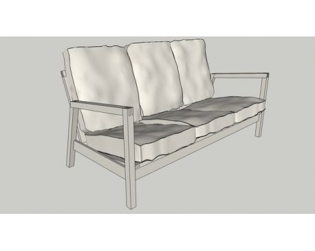 Lillberg Sofa (IKEA)