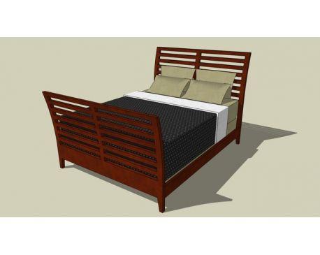 Bed - Queen