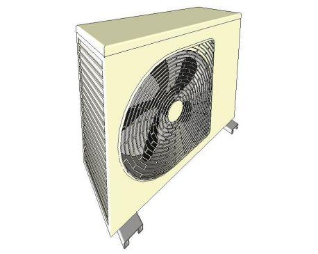 Revit Toshiba Air Conditioner - modlar com