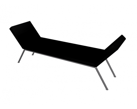 Cicero Lounger For ArchiCAD