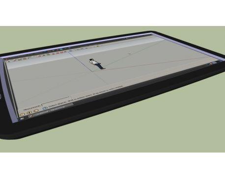 iPad ish Concept WIP