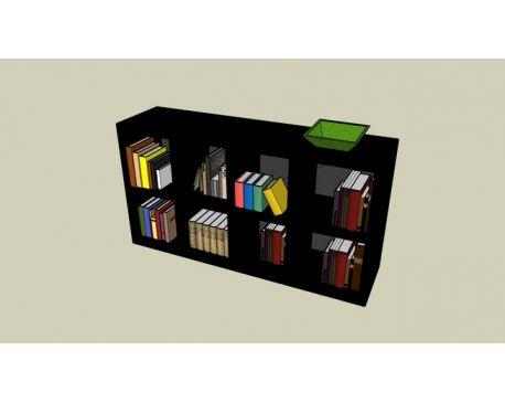 bookshelf EXPEDIT orrizzontale