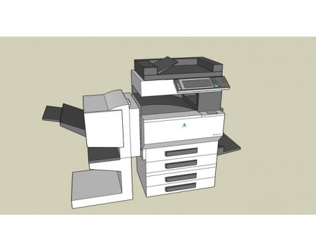 C350 KonicaMinolta Colour Copier Printer