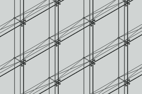 Parametric Facade Revit