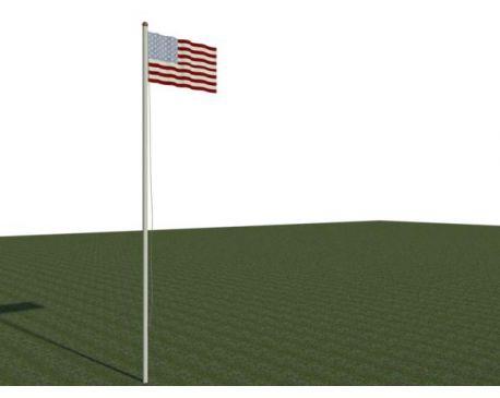 American Flag For Revit - modlar com
