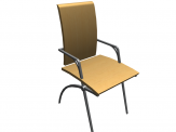 Al Chaise Pakin For ArchiCAD