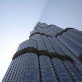 Burj Khalifa (Burj Dubai) BIM construction simulation.