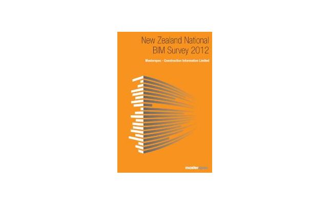 New Zealand National BIM survey 2012