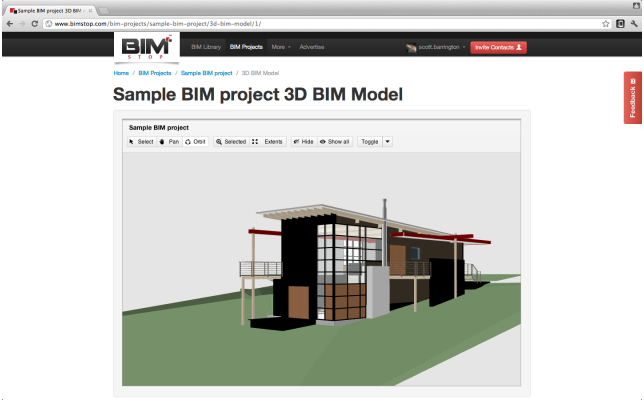 BIMstop BIM projects beta has arrived!