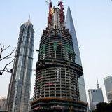 Shanghai tower and BIM
