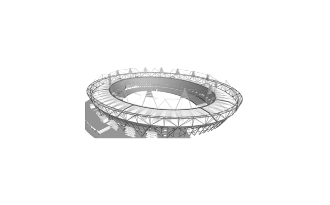 The 2012 London Olympic Stadium Using BIM