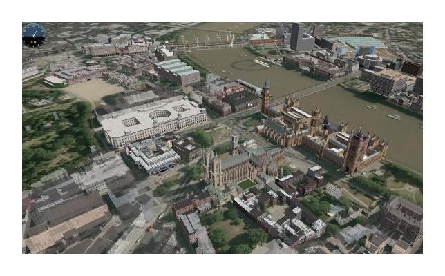 London 2012 BIM Landmarks