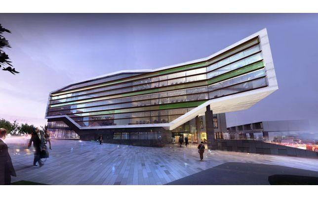 Cardinia Civic Centre Designed Using BIM