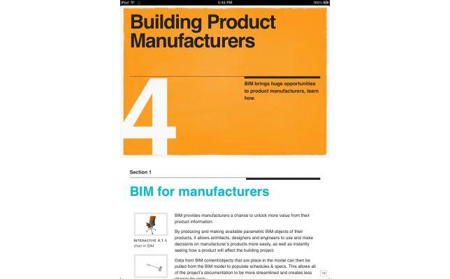 BIMstop Guide to BIM now on iPad!