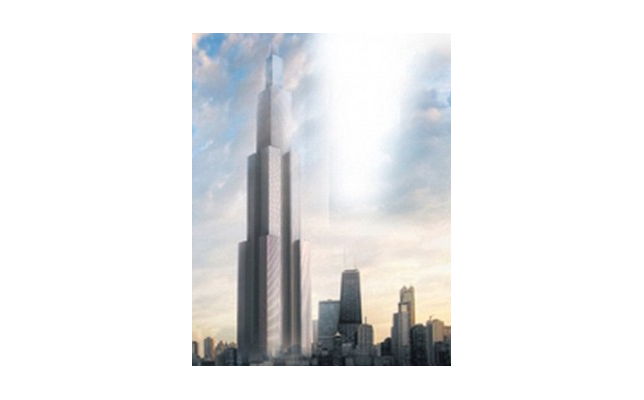World's Tallest Building Ready in 90 Days