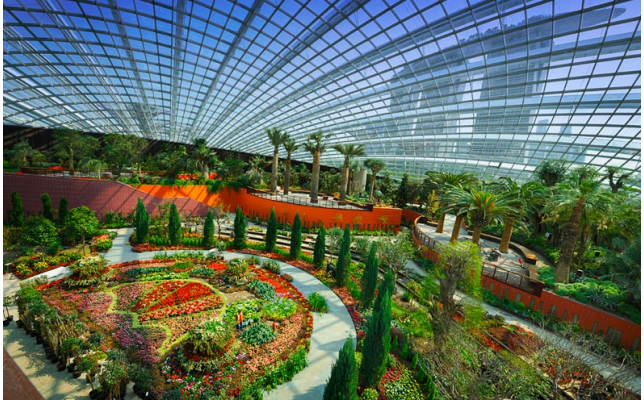 Gardens by the Bay Wins the World Building of the Year