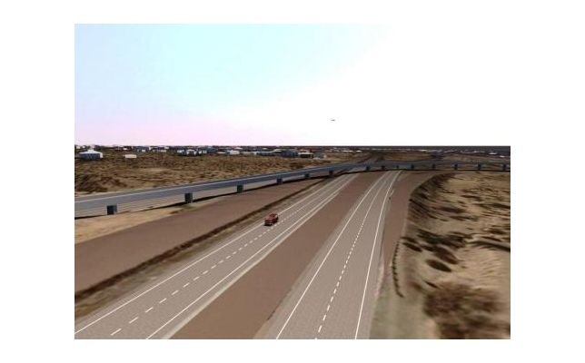 New Mexico Department of Transportation Use BIM