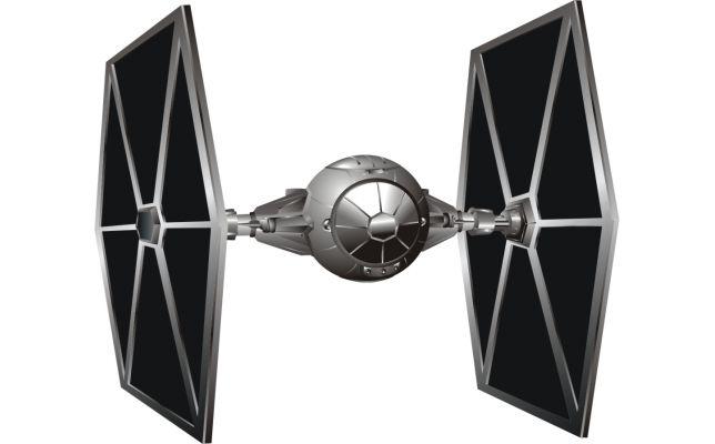 Star Wars Tie Fighter modeled in BIM - Fun with BIM