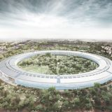 More images of Apple's proposed new campus.