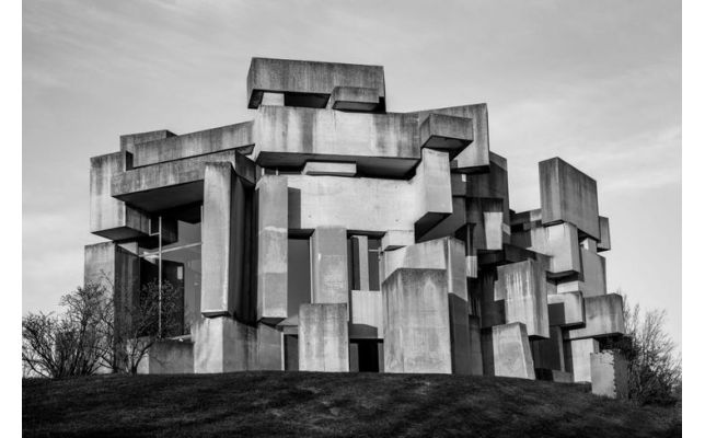 Fifty Shades of Brutalism
