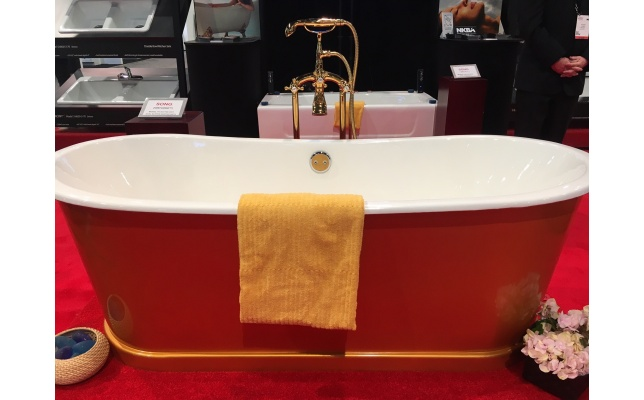 Color Trends at Design and Construction Week 2016