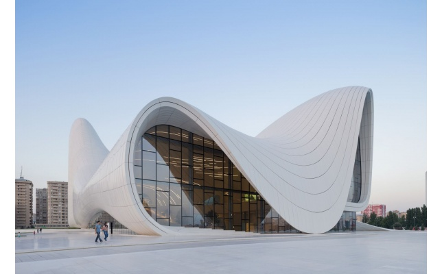 Zaha Hadid: Queen of the curves