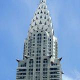 Chrysler Building modelled in BIM
