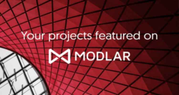 Your Projects Featured on Modlar