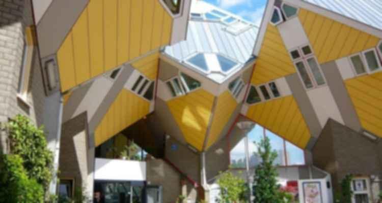 Rotterdam's Architecture