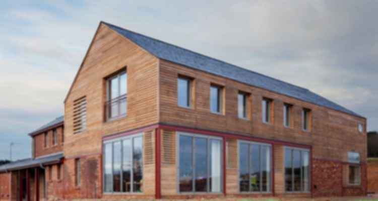 How to strengthen timber framed houses
