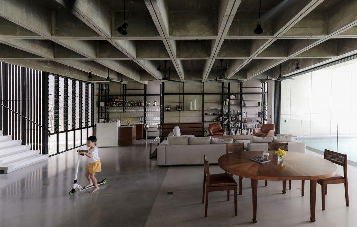 Concrete Blocks Waffle Slab Construction Modlar Com