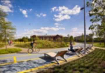 Public Realm: Urban Park Strategies