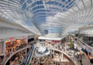 Contemporary Congregation Space Needs in Stations and Shopping Centers