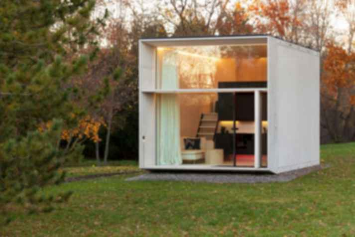 Microhouses: A Small Solution for Big Problems