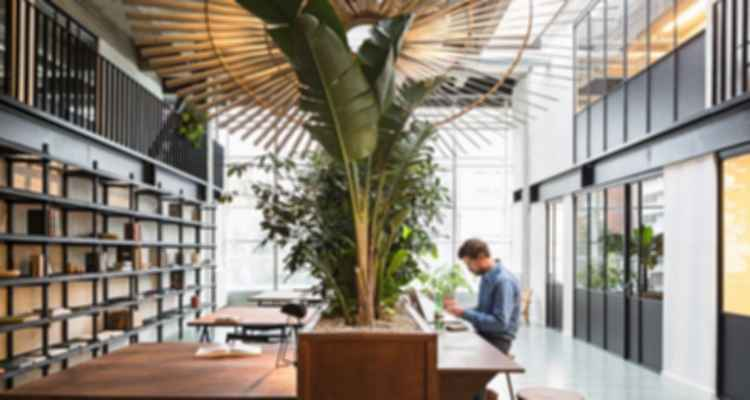Enhancing the Benefits of Coworking Spaces Through Design