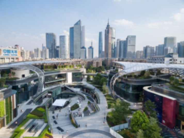 Reinventing Shopping Centers for the 21st Century