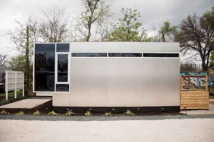 This Modular Tiny Home Is Facing the Housing Crisis Head On