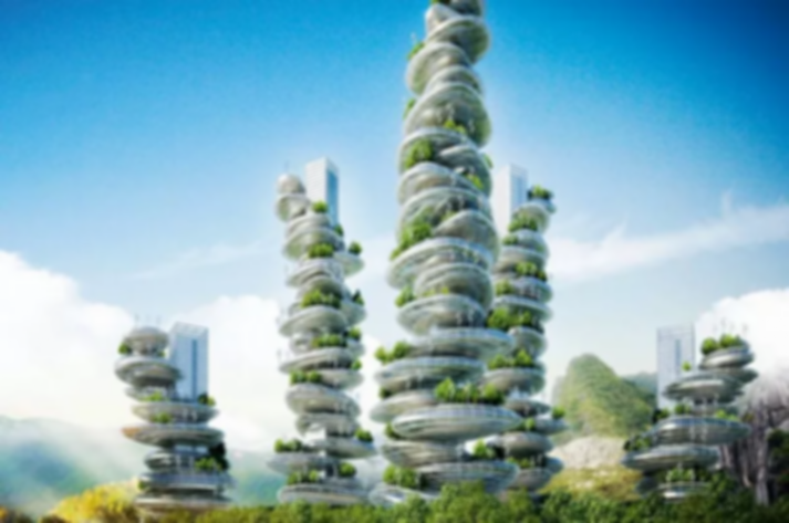 The Future of Agriculture: Vertical Farming