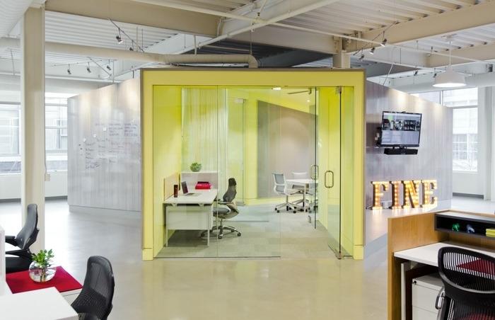 1. Portland, Oregon. Creative Office Designs ...