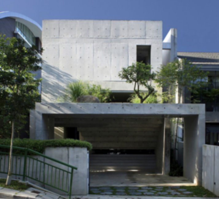 Modern Concrete Home Design Considerations