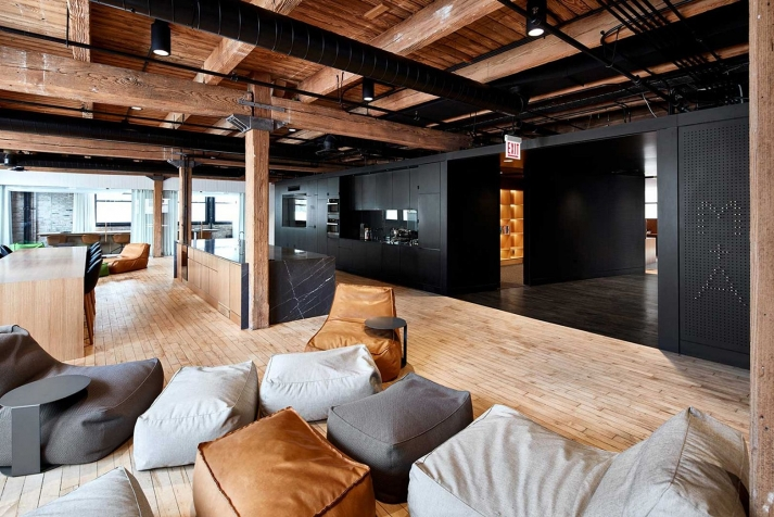 5. Use Sustainable Materials. How Modern Office Spaces ...