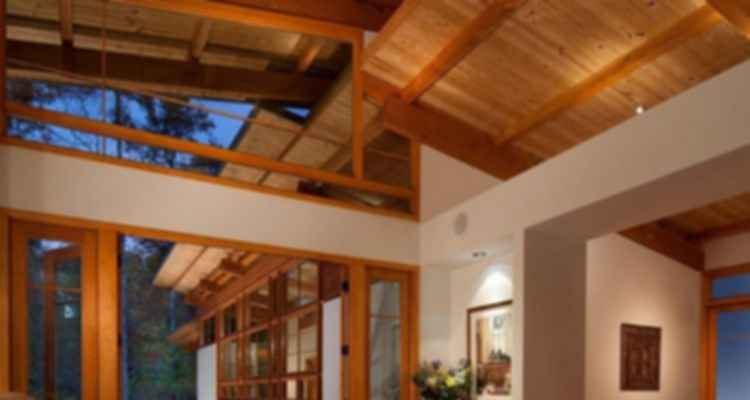 How to insulate thin timber roofs