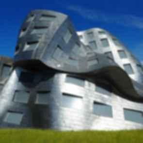Cleveland Clinic Lou Ruvo Center for Brain Health - Exterior