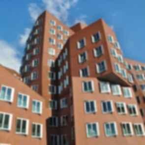 Der Neue Zollhof 1 - Exterior